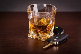 Alcohol and car keys - Mission DUI Lawyer
